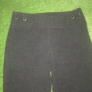 [3 for $15] A. Byer Grey shimmer slacks